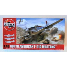 1/48 North American F-51D Mustang