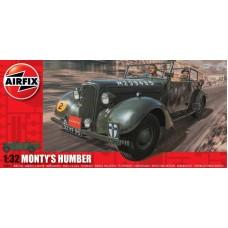Montys Humber Snipe staff car 1/32