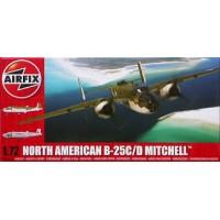 1/72 B-25 C/D Mitchell