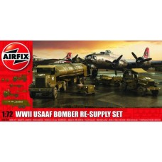 USAAF BOMBER RE-SUPPLY SET WWII 1/72