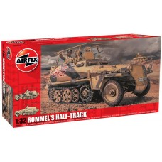 Rommel s half truck Sd.Kfz 250/3 1/32