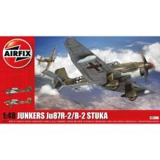 Junkers Ju87-B-2/R2 Stuka 1/48