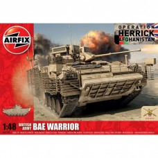 BAE WARRIOR 1/48