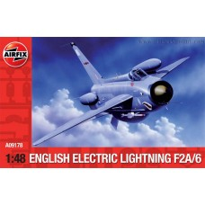 ENGLISH ELECTRIC LIGHTNING 1/48