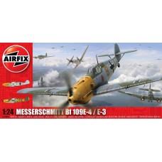 MESSERSCHMITT Bf.109E 1/24