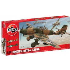 Junkers JU-87B STUKA 1/24