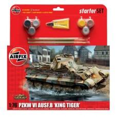 KING TIGER starter set 1/76