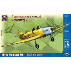 "1:72 Miles M.14A ""Magister"" I British trainer"
