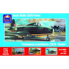 "1:72 Gloster Whittle E.28/39 ""Pioneer"""