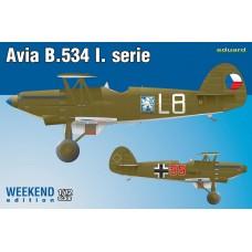 Avia B-534 I serie Weekend edition 1/72