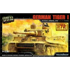 1:72 German Tiger I