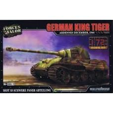 1:72 German King Tiger