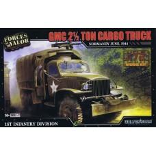 1:72 GMC 2-5T Cargo Truck