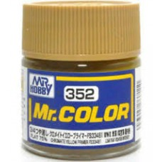 C-352 Chromate Yellow Primer FS33481 Mr. Color 10ml. boja