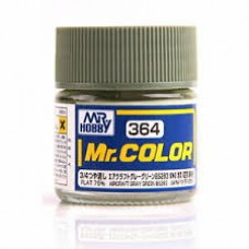 C-364 Aircraft Grey Green BS283 Mr. Color 10ml. boja