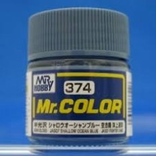 C-374 JASDF Shallow Ocean Blue Mr.Color 10ml. boja