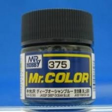 C-375 JASDF Deep Ocean Blue Mr.Color 10ml. boja