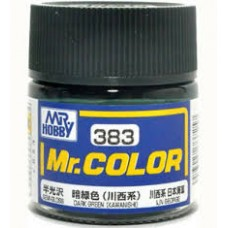 C-383 Dark Green Kawanishi Mr.Color 10ml. boja