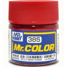C-385 IJN Red Aircraft Marking Mr.Color 10ml. boja