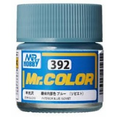 C-392 Interior Blue Soviet Mr.Color 10ml. boja