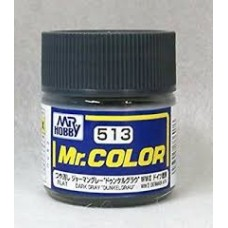 C-513 Dark Gray Grau Mr.Color 10ml. boja
