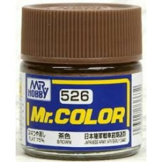 C-526 Brown Mr.Color 10ml. boja