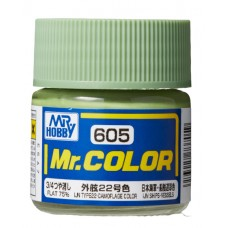 C-605 IJN Type 22 Camouflage color Mr.Color 10ml. boja