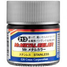 MC-213 Stainless Mr. Metal 10 ml. boja