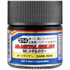 MC-214 Dark Iron Mr. Metal 10 ml. boja