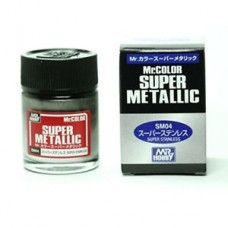 SM-04 Super Stainless Mr. Color Super Metallic solventne akrilne boje 18ml