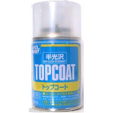Saten lak u spreju  Mr. Top Coat 86 ml