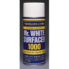 Mr. White Surfacer 1000 Spray (170 ml)