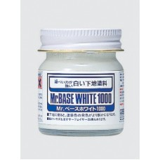 Mr. Base White 1000 40 ml.