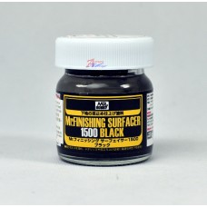 Mr. Finishing Surfacer 1500 Black 40 ml.