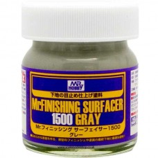 Mr. Finishing Surfacer 1500 Gray 40 ml