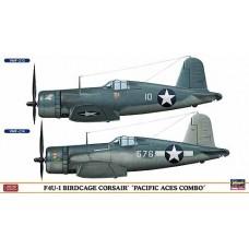 F4U-1 Birdcage Corsair Dual Combo