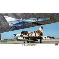 F-21A Lion Combo (2 Kits/Box)