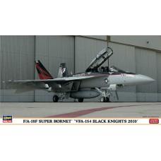 "F/A-18F Super Hornet ""VFA-154 Bl. Knights CAG 2010"