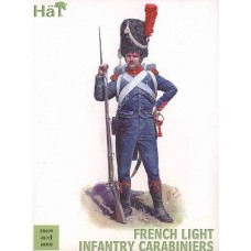 Napoleonics French Light Infantry 28mm x 48kom