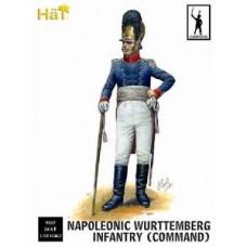 Napoleonic Wurttemberg Infantry (Command) 1:32