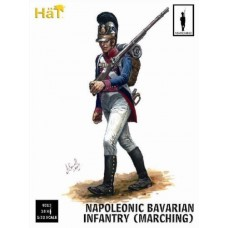 Napoleonic Bavarian Infantry (Marching) 1:32