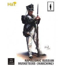 Napoleonic Russian Infantry Marching 1/32 x 18kom