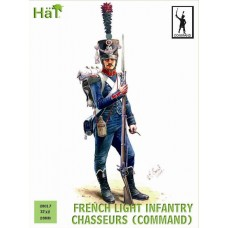 French  Chasseurs Command 28mm x 32kom