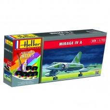 Mirage IV A 1/72 set sa bojama