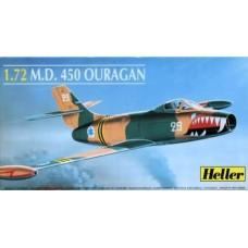 Dassault Ouragan MD450 1/72
