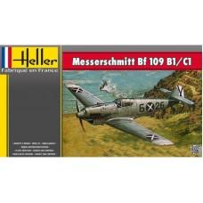 Messerschmitt Me-109B1/C1 1/72
