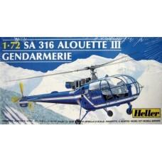 SA 316B Alouette III 1/72
