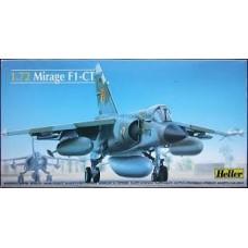 1/72 Mirage F.1 CT