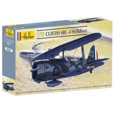 Curtiss SBC-4 Helldiver 1/72