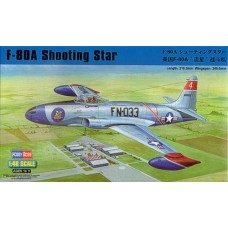 F80-A Shooting Star Fighter 1/48
